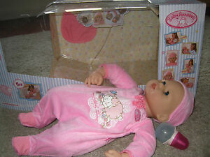 Zapf Creation Baby Annabell Interactive Talking Baby Doll