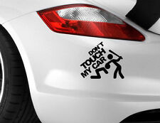 Car Touch Sticker My T Don Decal Funny Vinyl Window Dont Bumper Jdm Decorative