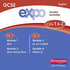 Expo (OCR & AQA) GCSE French Higher Audio CDs (Pack of 3) by Clive Bell, Rosi McNab (CD-Audio, 2009)