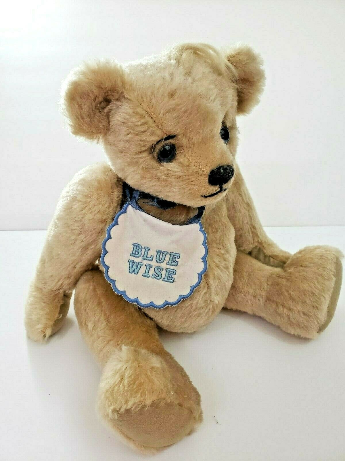 RARE Blue Wise Bear