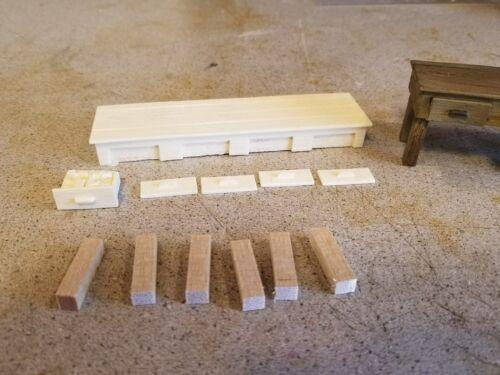 1:20.3 Scale Workbench Kit