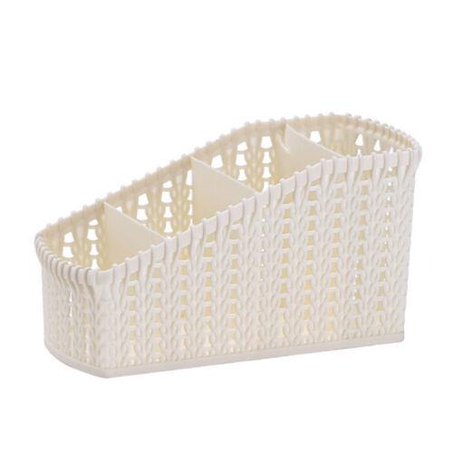Storage Plastic Basket Box Bin Clothes Container Laundry Holder Home Organizer