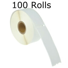 New Listing100rolls Of Address Labels 350 Pr 30252 In For Dymo Labelwriter 300 400 28mmx89