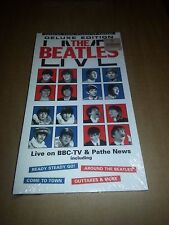 Beatles - on BBC tv & pathe news - rare limited 4 dvd box - SEALED