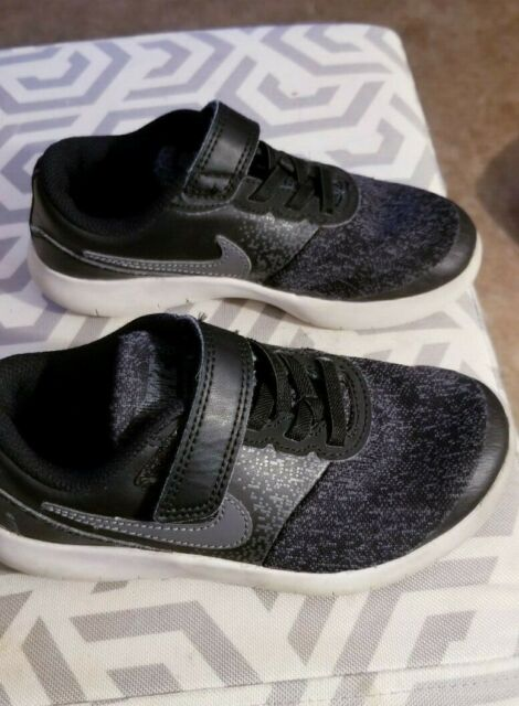 Nike Tanjun Sneakers Toddler Infant Shoes Size 11.5c Black