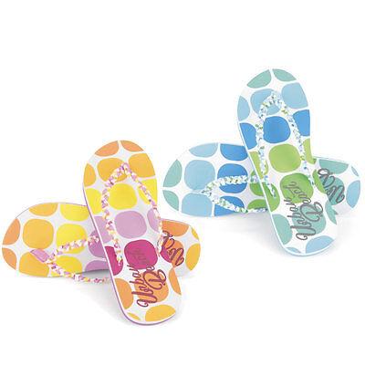 Chicas Correa Tejida Flip Flop playa urbana de la marca Para Niños Playa Zapatos Sandalias