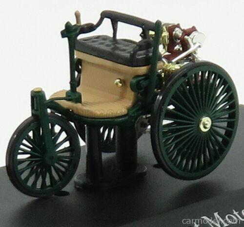 Edicola mebeofmosamcoll045 scala 1//43 mercedes benz patent-motorwagen 1886