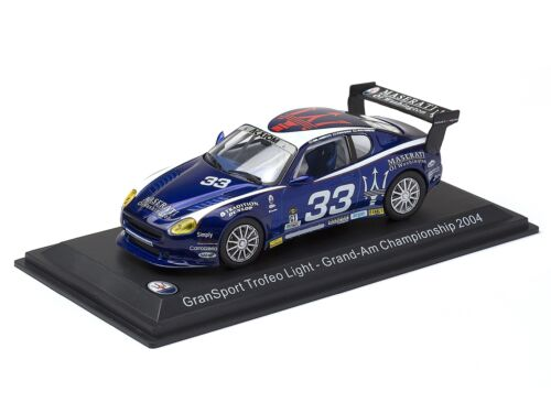 Maserati GranSport Trofeo Light 1//43 Diecast Centauria Leo Models