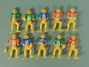 STECKIS-Footballspieler-034-Red-Devil-034-EU-1989-10-Stueck-nicht-alle-Aufkleber