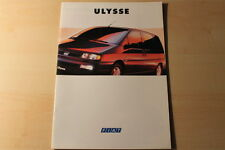 00183) Fiat Ulysse Prospekt 02/1995