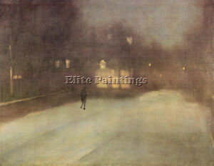 NOCTURNE-GRAY-GOLD-SNOW-CHELSEA-MCNEILL-WHISTLER-ARTIST-PAINTING-OIL-CANVA-REPRO