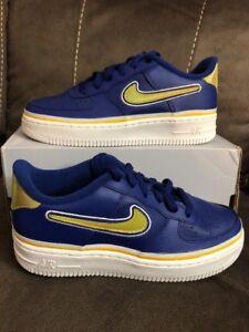 Nike Air Force 1 '07 LV8 Sport   Blau   Schuhe   AJ7748 400