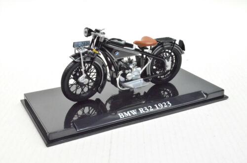 Bmw r32 año de fabricación 1923 escala 1:24 moto modelo de Atlas