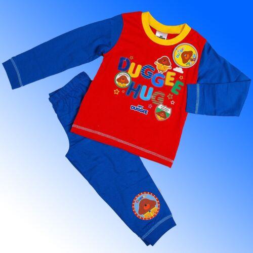 Boys Official Genuine Hey Duggee Hug Pyjamas Age 2 3 4 5 Years Cartoon Character