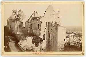 PHOTO-Chateau-de-CHINON-ensemble-des-ruines-Indre-et-Loire