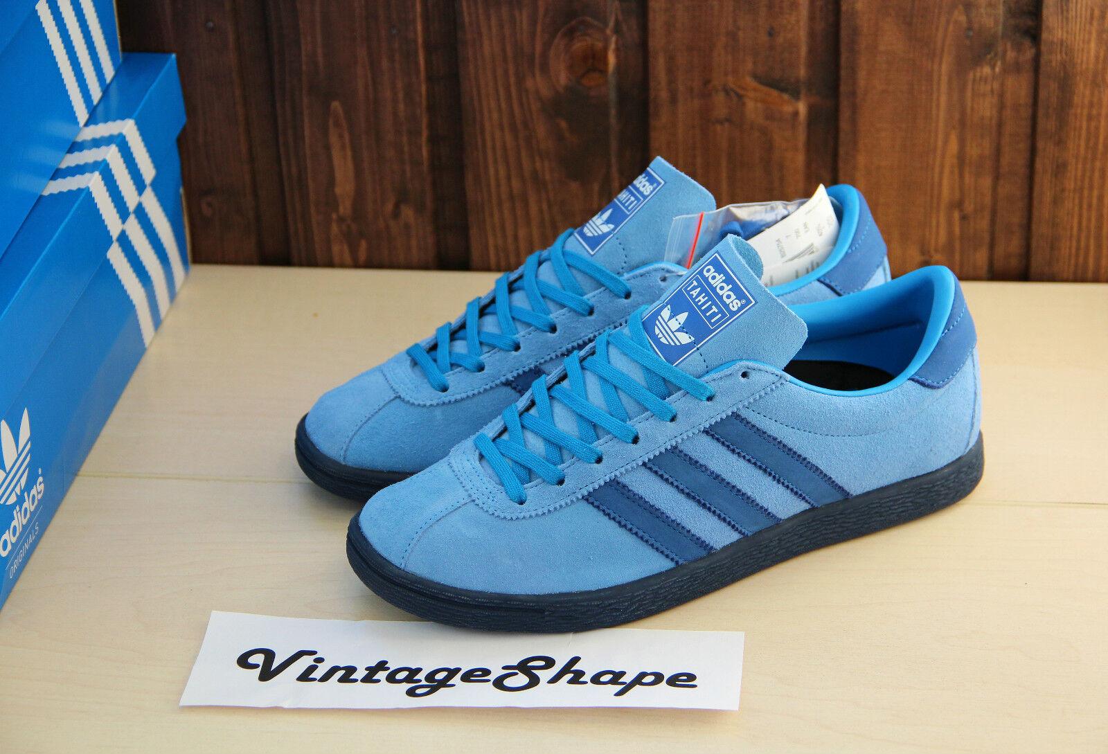 Adidas Originals Tahiti Island B25754 Luz Azul/Collegiate Navy Series B25754 Island Hawaii 78ecb6