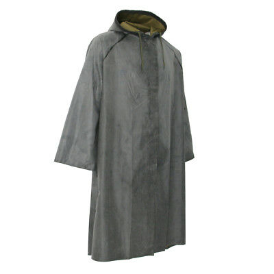 Herren Damen Damen Regenjacke mit Kapuze Regenmantel Mantel Neu