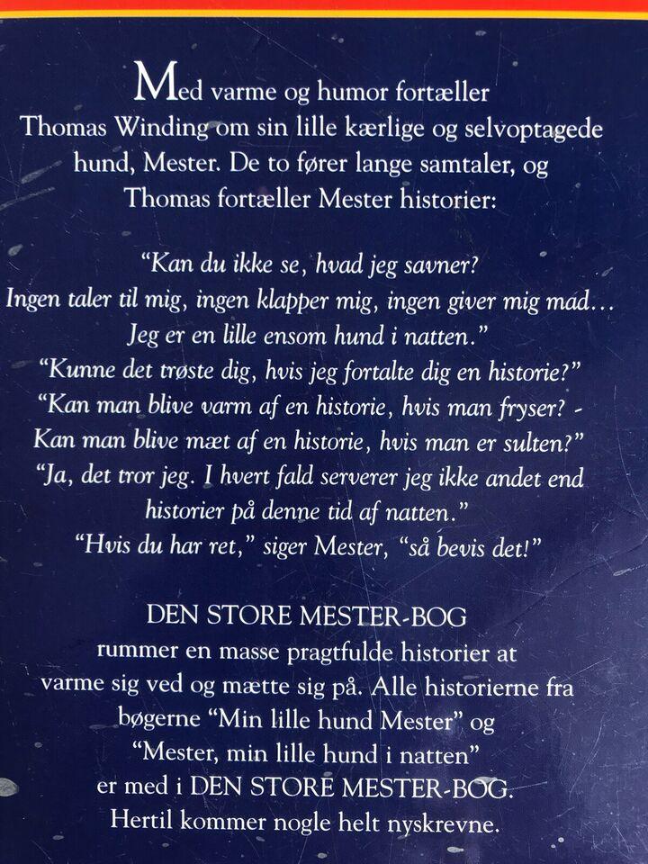 DEN STORE MESTER-BOG, Thomas Winding