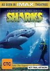Imax - Search For The Great Sharks (DVD, 2002)