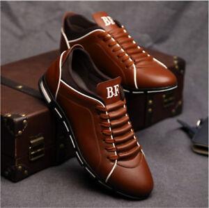 Herren-Sneaker-Canvas-Turnschuhe-Laufschuhe-Sportschuhe-Casual-Running-Shoes-Neu