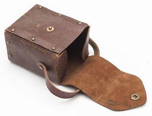 Zeiss-Ikon-Baby-Box-Tengor-Boxkamera-Tasche-braun-Case