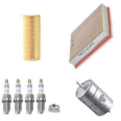 Service Filter Kit FOR MERCEDES SLK R170 2.0 96-/>04 Petrol Oil Air Pollen Cabin