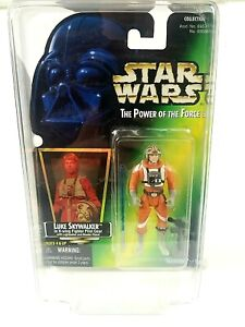 Star Wars POTF Luke Skywalker Hasbro Kenner 1997 Sealed
