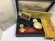 Lucien Piccard Seashark Davinci High Beat 36000 Giltron Supreme (gold) TX930!!!