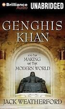 Genghis Khan and the Making of the Modern World by Jack Weatherford (2014,...