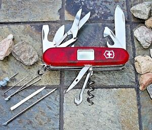 Victorinox Traveller Lite Original Swiss Army Knife