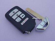 Honda Civic Key Fob >> Oem Honda 5 Button Smart Key Less Entry Remote Fcc Id Kr5v2x Ebay