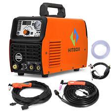 Hitbox 3 In 1 Ct520 Plasma Cutter Igbt Tig Arc Stick Mma Welder Welding 220v 40a