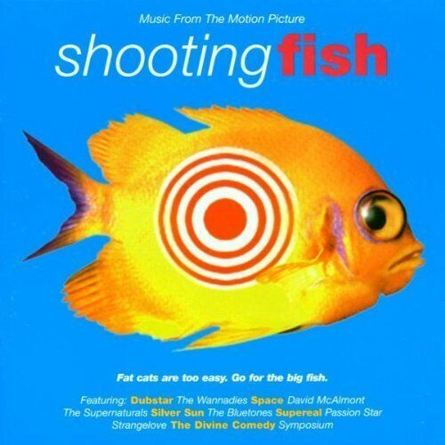 Shooting Fish (1997) + CD + Dubstar, Space, Dionne Warwick..