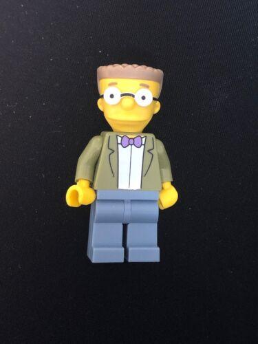Waylon Smithers LEGO Collectible Minifigures The Simpsons Series 2 sim041