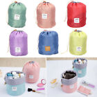 Travel Organizer Toiletry Cosmetic Make Up Holder Case Bag Pouch Washable Pink