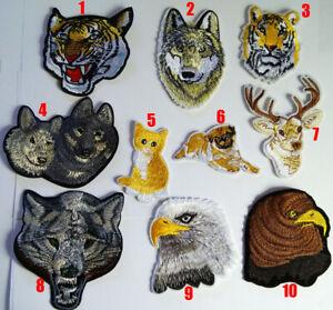 Popular Animal Iron On Sew On Patch Badge