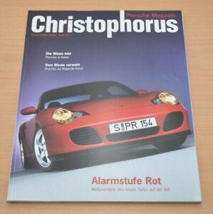 Unsicher Selbstbewusst Befangen Gehemmt 280 Magazin 5/99 Boxster S 911 Gt3 R Turbo Verlegen Porsche Christophorus Nr