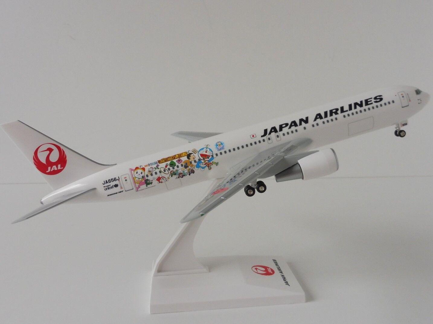Boeing 767-300 JAL Japan Airllines DORAEMON MOVIE 1 200 SKR798 Skymarks 767