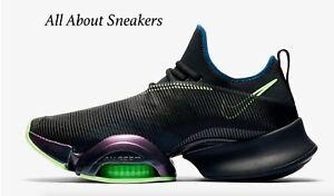 Nike-Air-Zoom-superrep-034-Nero-Valeriana-B-034-Uomo-Scarpe-da-ginnastica-LIMITED-STOCK-Tutte-le