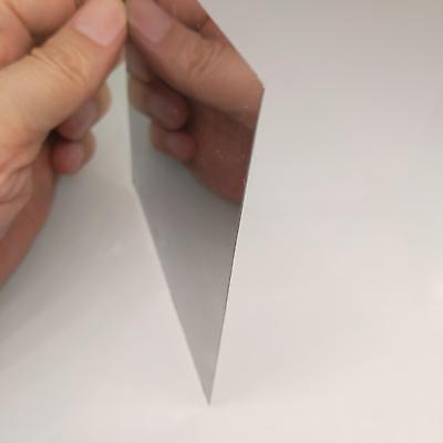 1pcs High Purity 99.95/% Molybdenum Mo metal Sheet Plate Foil 0.1*100*100mm