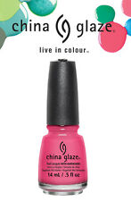 China Glaze Nail Polish Lacquer 70 - Hot Colors to Choose From 14ml / 0.5oz.