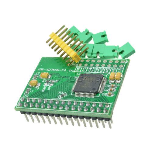 16Bits ADC 8CH Synchronization AD7606 DATA Acquisition Module  200Ksps