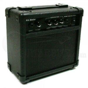 Kinsman-BB10-BLASTER-10-W-Bass-Guitar-Practice-Amp-Combo