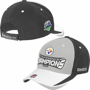 Pittsburgh-Steelers-One-Dozen-Conference-Champions-Hat-Caps