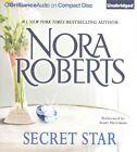 Secret Star by Nora Roberts (CD-Audio, 2015)