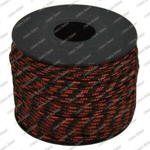 Cordino-sky-bracciali-collane-fai-da-te-nero-con-spia-rossa-2-mm-50-mt