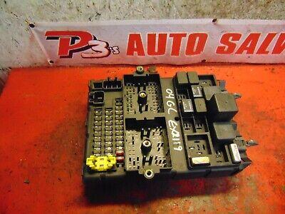 jeep cherokee fuse box for sale 04 jeep grand cherokee interior fuse box panel body control module  jeep grand cherokee interior fuse box