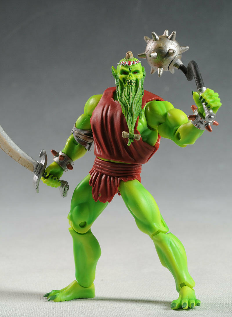 MASTERS OF THE UNIVERSE Classics__DEMO-MAN 6     figure__Exclusive Limited Edition 0cf722