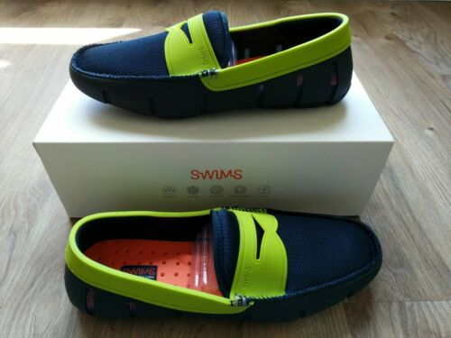 Swims Mens Ademend 8 Loafer Waterbootschoen Moccasin 41 5 Driving Penny Eu 5 BWQerdCox