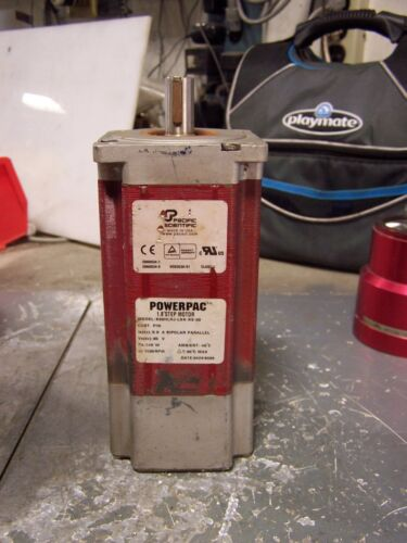 PACIFIC SCIENTIFIC K33HLHJ-LNK-NS-00 POWERPAC STEP MOTOR 1.8º 65 VDC 1500 RPM